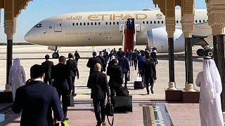 وفد إماراتي يتوجه إلى إسرائيل الثلاثاء في أول زيارة رسمية