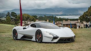 سریع ترین خودرو جهان