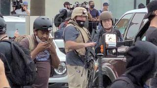 EUA divididos e armados. Milícias saem às ruas antes das eleições