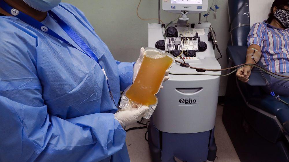 Araştırma: Plazma bağışı için en güçlü aday Covid-19 tedavisi görmüş yaşlı erkekler