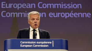 европейский комиссар по вопросам юстиции Дидье Рейндерс