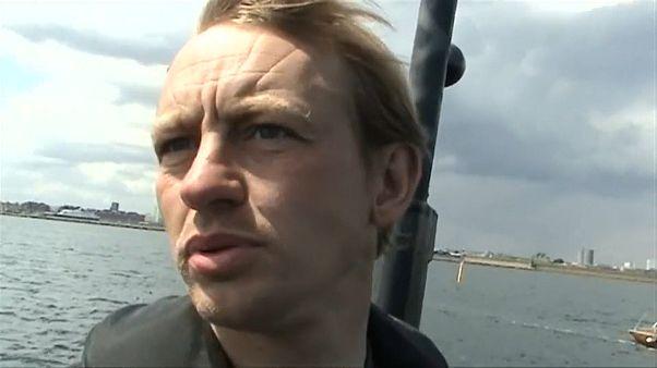 Δανία: Συνελήφθη έπειτα από αποτυχημένη απόπειρα απόδρασης ο Πέτερ Μάντσεν