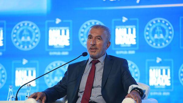 AK Parti Grup Başkanı Naci Bostancı