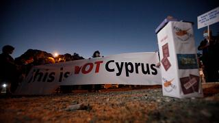 Protests against government corruption in Cyprus, related to its golden passport scheme