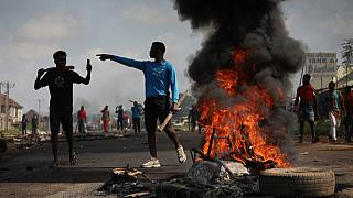 Protesters shot dead in Nigeria