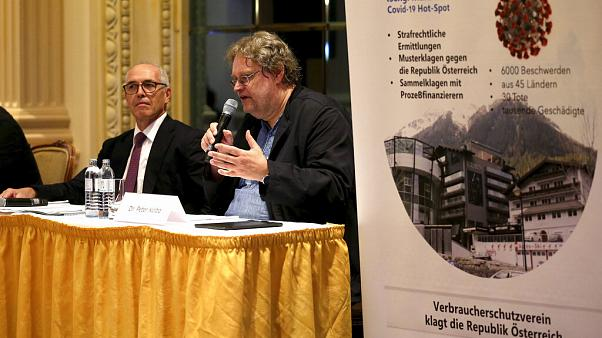 Tirol quer aprender com erros na gestão do coronavírus