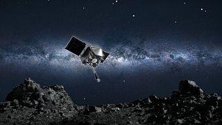 کاوشگر فضایی اسیریس-رکس