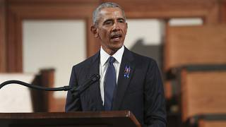 Obama is returning to Philadelphia for his first in-person 2020 campaign event for Joe Biden.
