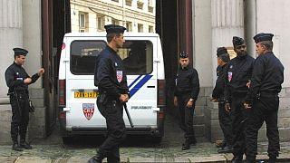 Fransa'da polis operasyonu