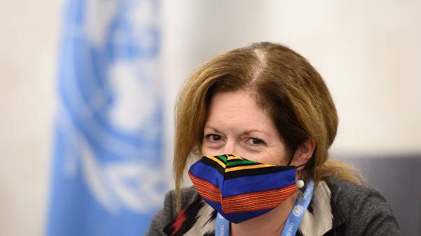 المبعوثة الخاصة للأمم المتحدة إلى ليبيا بالوكالة ستيفاني وليامز