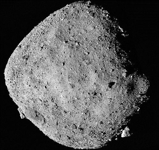 NASA/Goddard/University of Arizona via AP