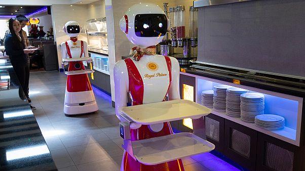 Robotlar işsizliği körüklüyor / Arşiv