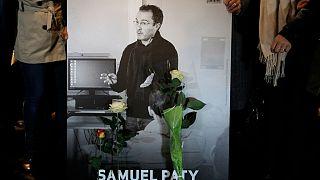 ساموئل پاتی، معلم فرانسوی که به دلیل نشان دادن کاریکاتورهای پیامبر اسلام سر بریده شد