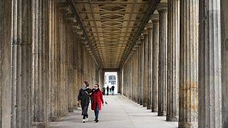 Βανδαλισμοί έργων τέχνης στα μουσεία του Βερολίνου
