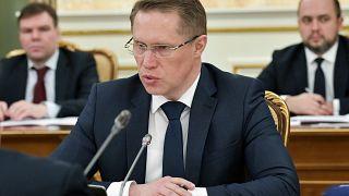 Михаил Мурашко, министр здравоохранения Российской Федерации
