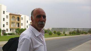Barış ve Demokrasi Partisi (BDP) Arnavutköy İlçe Yöneticisi Hacı Zengin