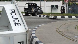 Nigerian protesters defy curfew amid mayhem