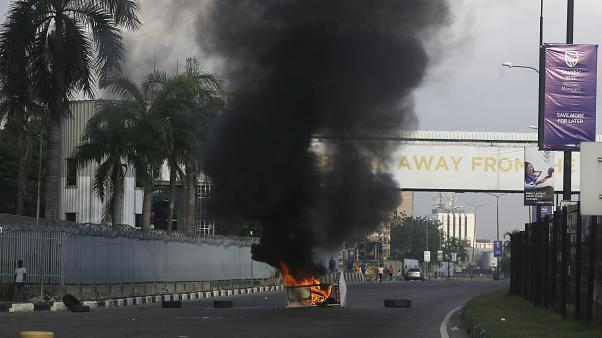 After 13 days of protests against alleged police brutality, authorities have imposed a 24-hour curfew in Lagos.