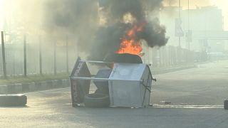 Prosseguem os protestos contra a violência na Nigéria
