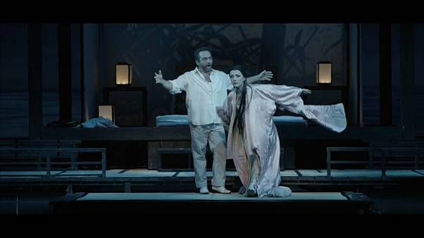 Újra működik a görög nemzeti operaház