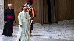 El papa Francisco apoya la unión entre personas del mismo sexo
