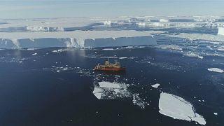Οι πάγοι λιώνουν σε Ανταρκτική και Γροιλανδία - Ο καιρός τον Οκτώβριο