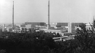 Первая атомная электростанция Болгарии, 1981 год
