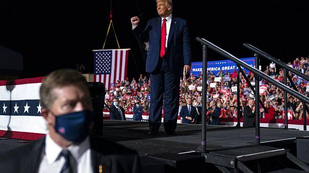 Irán y Rusia están interfiriendo en las elecciones en Estados Unidos, según el FBI