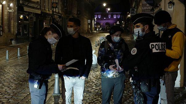 Europe virus