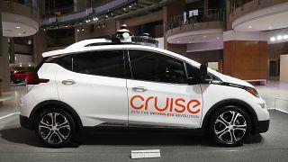 Cruise AV sürücüsüz araç üretiminde önde gelen şirketlerden