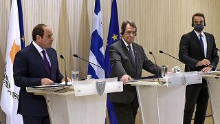 8η Τριμερής Σύνοδος Αιγύπτου - Κύπρου -Ελλάδας