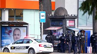 Gürcistan'daki rehine krizi sona erdi, saldırgan kaçtı