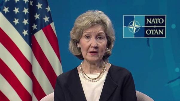 Η Πρέσβης των ΗΠΑ στο ΝΑΤΟ αποκλειστικά στο euronews
