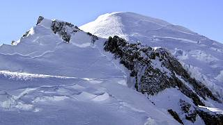 The natural protection zone on Mont Blanc is intended to prevent tourist overcrowding.