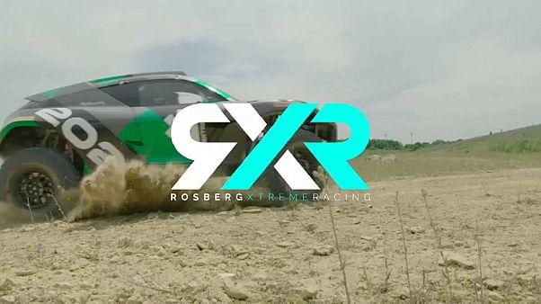 Nico Rosberg lance son équipe dans le championnat Extreme E