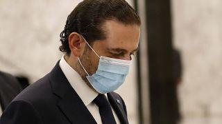 Саад Харири на встрече с президентом в преддверие назначения