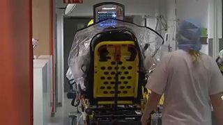 França e Dinamarca batem recorde de infeções de Covid-19