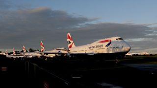 """""""بريتش إيرويز"""" البريطانية للطيران"""