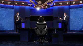 Preparativos para o debate