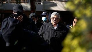 نیکوس میخالولیاکوس، رهبر حزب نئونازی یونان