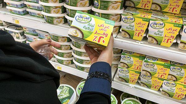 السعودية نيوز |       السعوديون يقاطعون المنتجات التركية والمصدرون الأتراك يشتكون