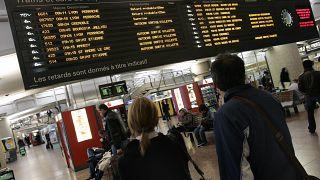 La estación principal de Lyon, Part-Dieu, quedó totalmente interrumpida por el suceso ocurrido este jueves 22 de octubre. (Foto de archivo)
