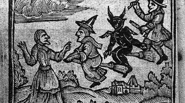 The history of witches and wizards: giving a true account of all their tryals in England, Scotland, Swedeland, France, and New England; with their confession and condemnation.