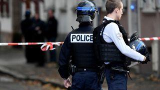 Fransız polisi (arşiv)
