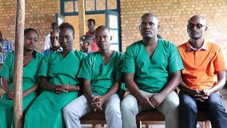 Mobilisation un an après l'arrestation des 4 journalistes d'Iwacu