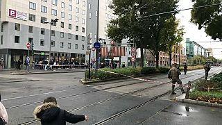 ایستگاه قطار پاردیو، ایستگاه اصلی قطار شهر لیون فرانسه