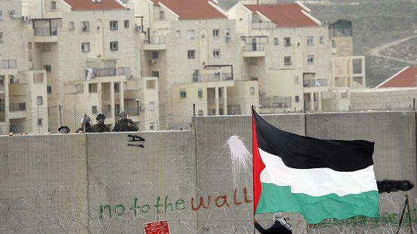 مستوطنة إسرائيلية في الصفة الغربية المحتلة