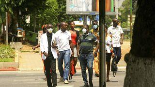 Côte d'Ivoire : relâchement dans le respect des règles sanitaires