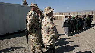 نظامیان استرالیا در افغانستان