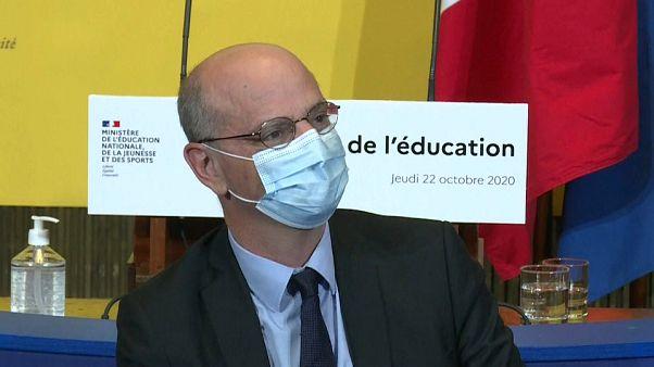 Jean-Michel Blanquer lance le Grenelle de l'éducation